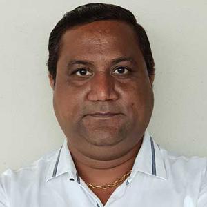Harshad G Shah