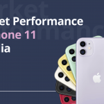 Market performance of iPhone 11 in India