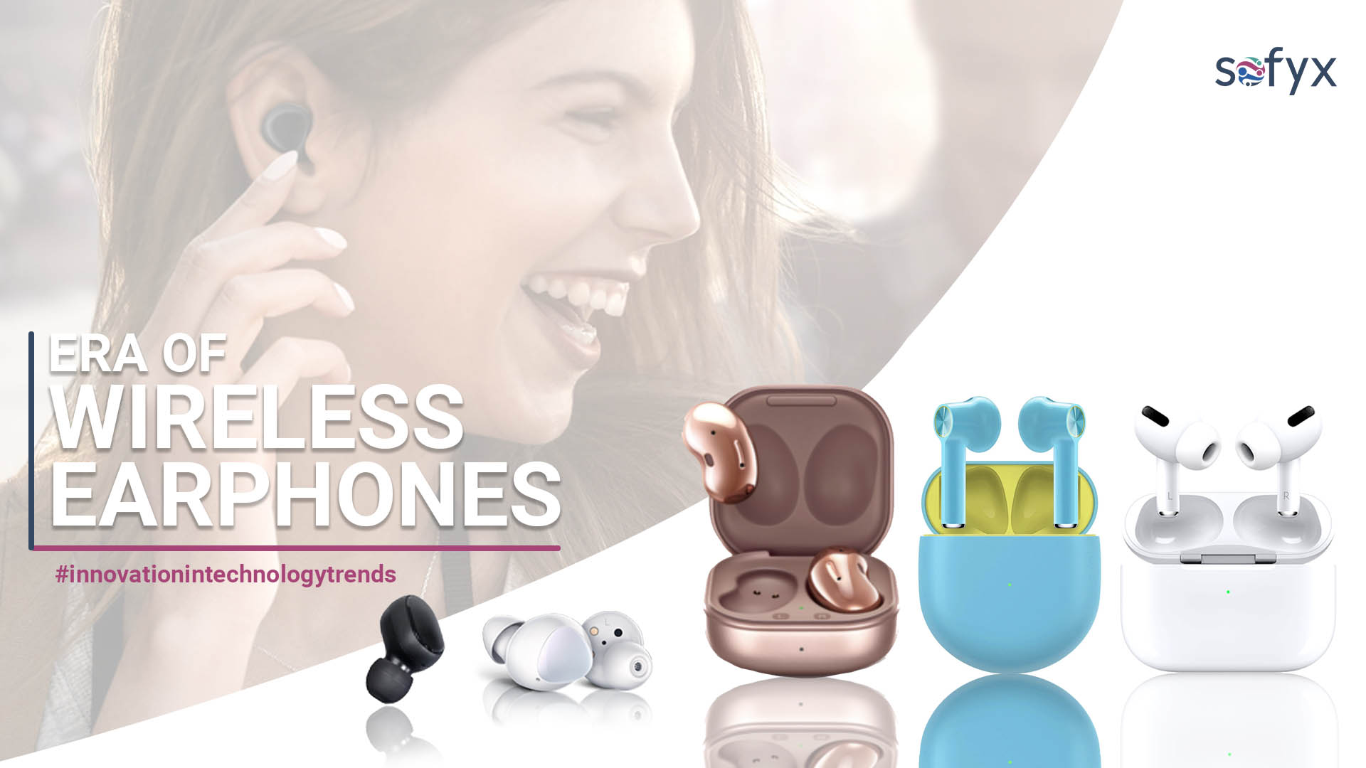 Wireless Earphones – Untethering its way to the future.