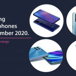 Upcoming mobile phones of September 2020.